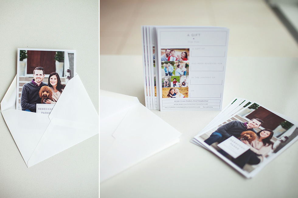 Minneapolis Photography Gift Certificate
