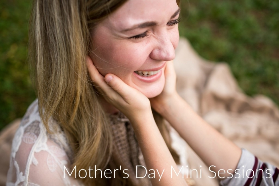 Minneapolis Mothers Day Mini Sessions